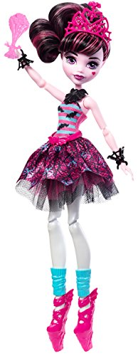Monster High Ballerina Ghouls Draculaura Doll]()