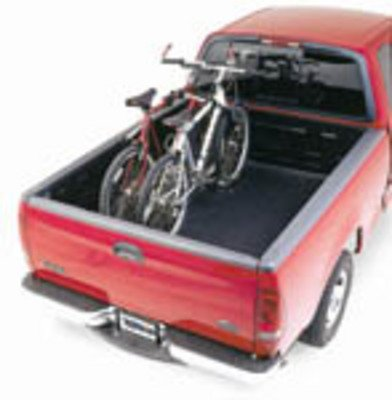 Interior Bike Carrier - Top Line UG2500-2 Uni-Grip Truck Bed Bike Rack for 2 Bike Carrier