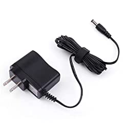 BlastCase New 24V 1A AC/DC Power Adapter Power Supply, Black