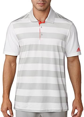 adidas CD3360 Polo de Golf, Hombre, Blanco, S: Amazon.es: Ropa y ...