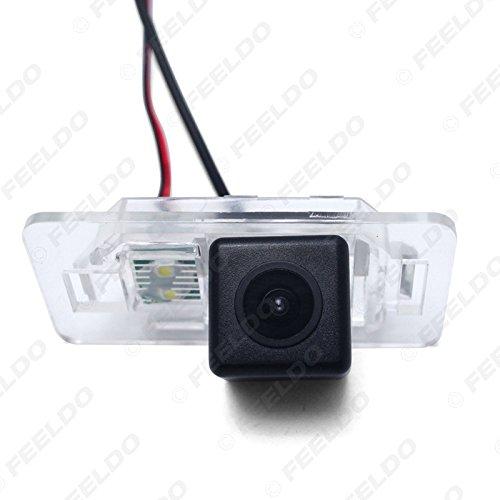 FEELDO Car Rear View Camera BackUp Parking Camera for BMW E38 E39 E46 E60 E61 E65 E66 E90 E91 E92 735 740 745 750 760