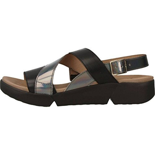 Wonders Sandals and Slippers for Women, Colour Black, Brand, Model Sandals and Slippers for Women C4403 Black Black