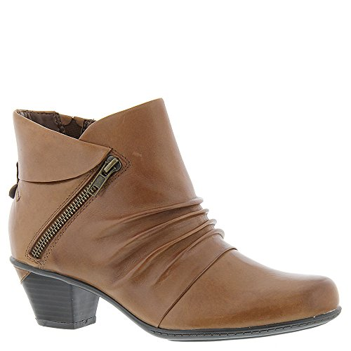 Earth Women's Pegasus Almond Full Grain Leather 7 D US by Earth