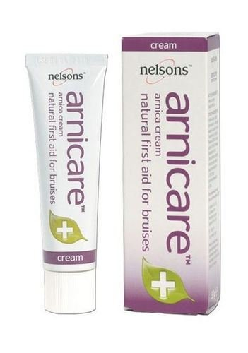 (10 PACK) - Nelsons Arnica Cream For Bruises | 50g | 10 PACK - SUPER SAVER - SAVE MONEY -