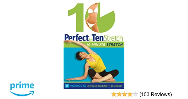 Amazon.com: Perfect in Ten: Stretch, with Annette Fletcher - Stretching to  maintain flexibility and mobility, Fitness essential for the aging or less  mobile ...