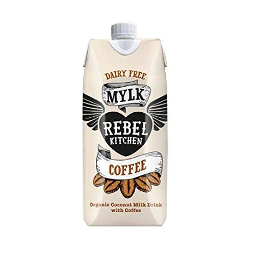 Refresco de Leche de Coco con Café, Ecológico (330ml)