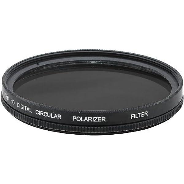 Digital Nc C-PL 62mm Circular Polarizer for Nikon D60 Multicoated Multithreaded Glass Filter