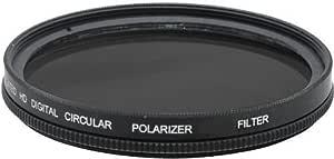 Multicoated For Nikon D100 C-PL Multithreaded Glass Filter Circular Polarizer 86mm