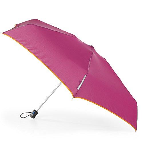 Manual Light N Go Trekker Umbrella Strawberry