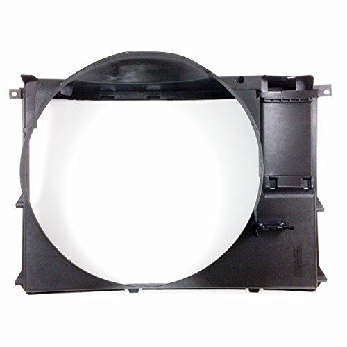 (JSD Radiator Cooling Fan Shroud For BMW E31 E38 E39 540i 740i 750i 850i 17101440252)