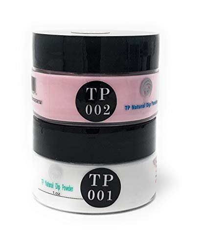 French Manicure Dipping Powder The professional Pink and White Dip Powder Set. (1 oz)