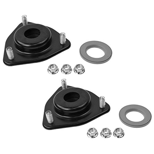 Front Upper Strut Mount Pair LH & RH Sides for Dodge Caliber Jeep Compass