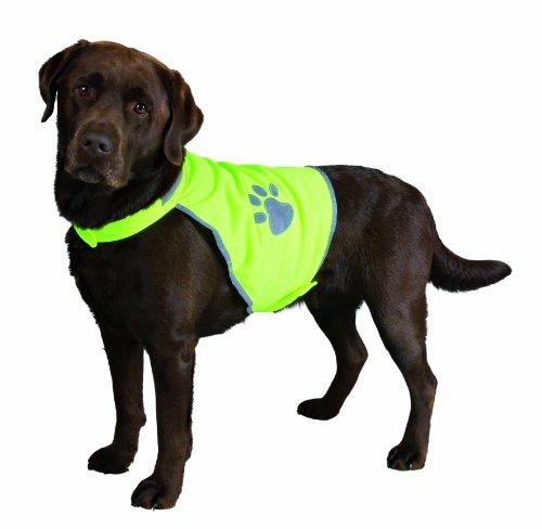 Trixie 30084 Sicherheitsweste für Hunde, XL
