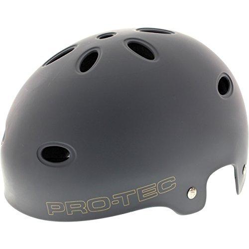 開店記念セール! ProTec Omar (Certified) B06XFVFT4J Hassan B2 Matte CPSC SXP Liner Matte Grey Skateboard Helmet - (Certified) - Small/ 21.3 - 22 [並行輸入品] B06XFVFT4J, モロツカソン:c4f69ae4 --- a0267596.xsph.ru