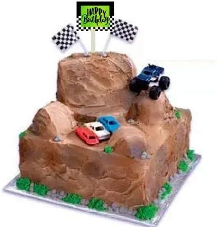 4pack Mini Champagne Bottles with Mini Ice Bucket Cake Topper Cake Decoration Toys CakeSupplyShop