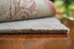 8\'x11\' 40 OUNCE AREA RUG carpet PAD. MULTIPLE SIZES and shapes to choose from. OVER 1/2\