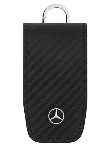 schwarz Carbon Gen.6 Mercedes-Benz Schl/üsseletui