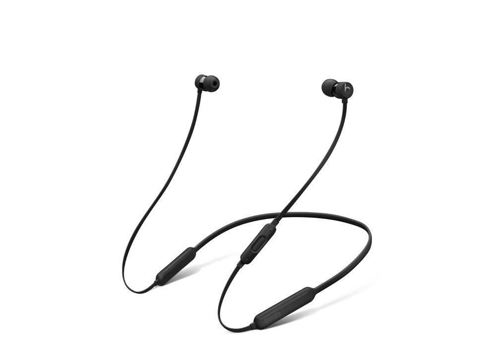 BeatsX Earphones (2018 Model) - Black Apple Computer MTH52LL/A