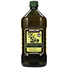 Kirkland First Cold Pressed Extra Virgin Olive Oil 2L Produced from Italian - Growin Olives