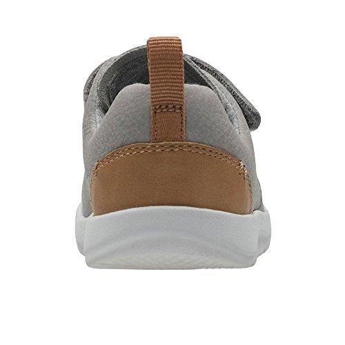 ville Tri femme Chaussures Clarks pour lacets Gris à gris de Leap nBRx8FIq