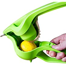 Squissors - The Only Lemon & Lime Squeezer with a Built In Blade, Cut and Squeeze with Ease