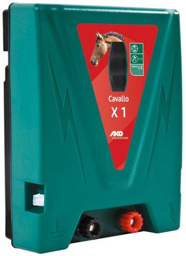 Cavallo X1, DUO 12/230V Weidezaungerät