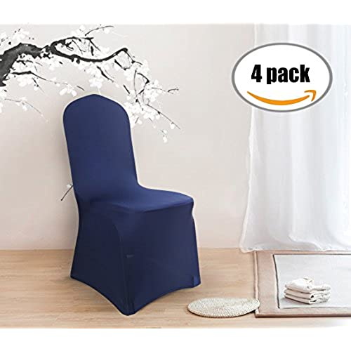 Navy Blue Chair Covers for Weddings: Amazon.com