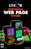 Lycos Personal Web Page Guide, Ben Sawyer, 0789718340