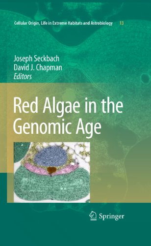 Extreme Habitats (Red Algae in the Genomic Age: 13 (Cellular Origin, Life in Extreme Habitats and Astrobiology))