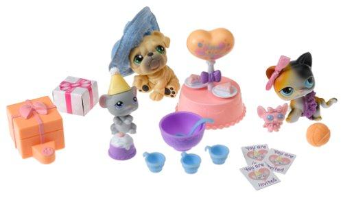 Littlest Pet Shop Birthday Celebration Playset -