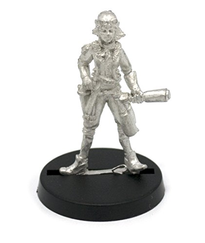 Stonehaven Elf Pilot Miniature Figure (for 28mm Scale Table Top War Games) - Made in USA