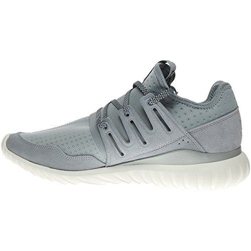 Adidas Originali Mens Tubular Sneaker Moda Radiale Grigio