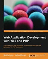 Web Application Development with Yii 2 and PHP Front Cover