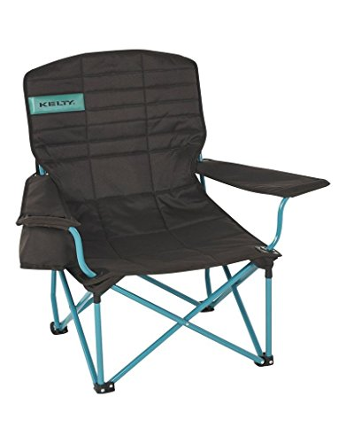 Kelty Lowdown Chair (Mocha/Tropical Green)