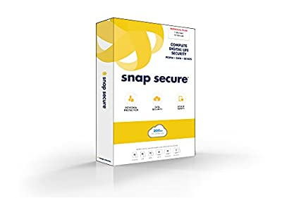 Snap One Secure Mobile Security with 200GB of Cloud Storage V. 2