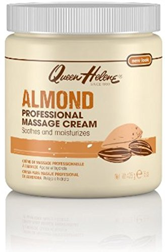 QUEEN HELENE Almond Scented Massage Cream 15 oz (Pack of 3) Queen Helene Cleansing Cream
