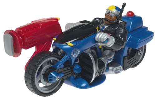 Police Motorcycle Equipment - 8