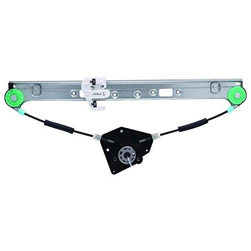 Passenger Side Rear Without Power Window Motor Premier Gear PG-749-587 Window Regulator