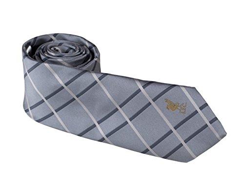 Liverpool FC Grey Dual Stripe Tie