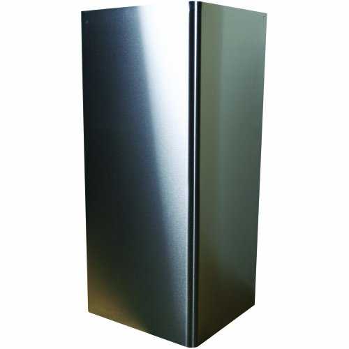 Yosemite Home Decor MDC25CA Flue-Extension for Contemporary Series Hoods, 52-Inch, Stainless Steel