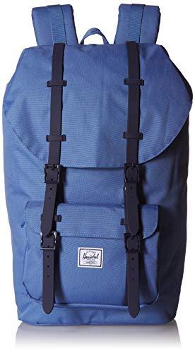 Herschel Little America Backpack, Riverside/Peacoat, One Size