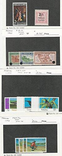 Memorabilia Rugby - Tokelau, Postage Stamp, #8, 20 LH, 9-11, 57-60, 69-72 Mint NH, 1966-79 Rugby