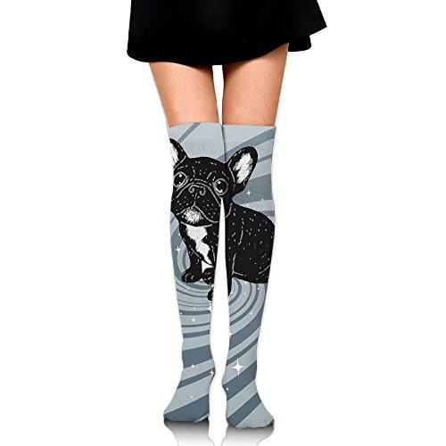Women's Knee High Compression Thigh High Socks Cute