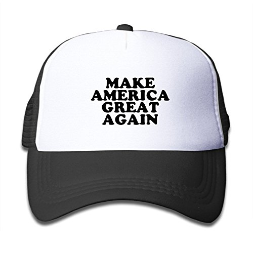 KIDDOS Youth Toddler Kids Adjustable Hat - Make America Great Again Baseball Cap - Malls Chandler