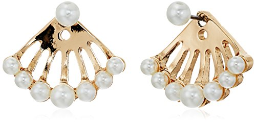 Guess Pearl (GUESS Set of 6 Pairs Stud Earrings)