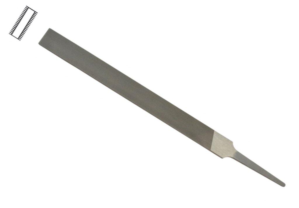 Grobet Swiss Pattern File Pillar Regular 8 Inch Cut 4 by Grobet USA