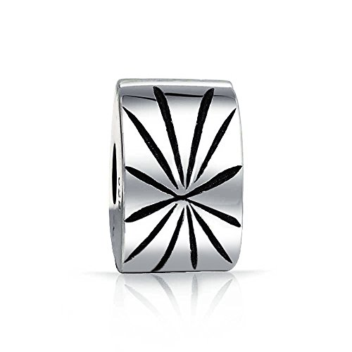 UPC 640626670531, Bling Jewelry Star Clasp 925 Sterling Silver Stopper Bead Chamilia Compatible