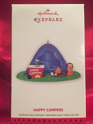 happy campers hallmark ornament - 6