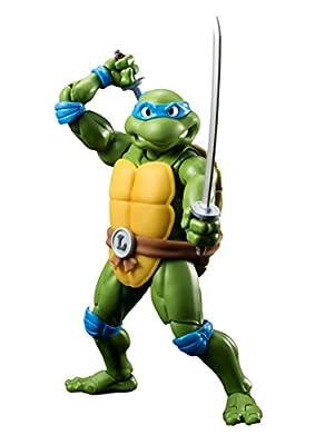 "Bandai Tamashii Nations S.H. Figuarts Leonardo ""Teenage Mutant Ninja Turtles"" Action Figure"