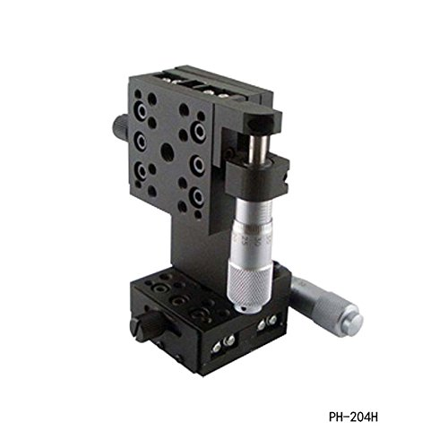 PH-204H XZ 13mm Travel, High-Performance Crossed Roller Bearing Linear Stage B01CB81FN4